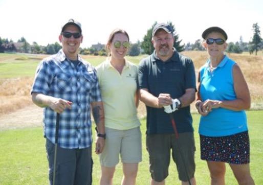 General Sheet Metal team members golfinh