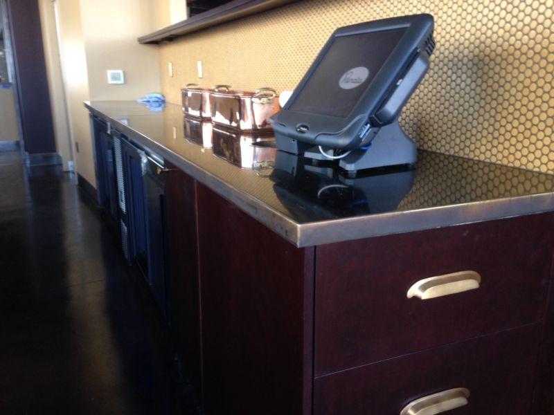 Renata Restaurant counter