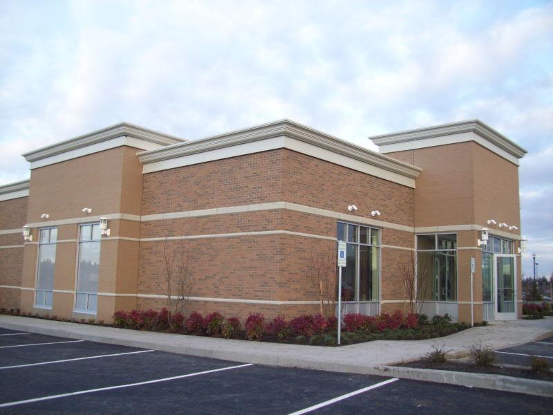 Key Bank building exterior