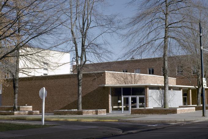 University of Oregon Columbia Hall