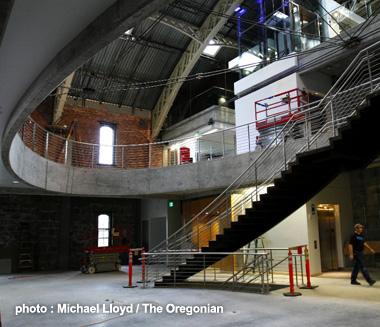Portland Armory – Gerding Theater interior